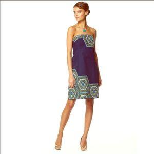 Lilly Pulitzer Bowen strapless dress size 8